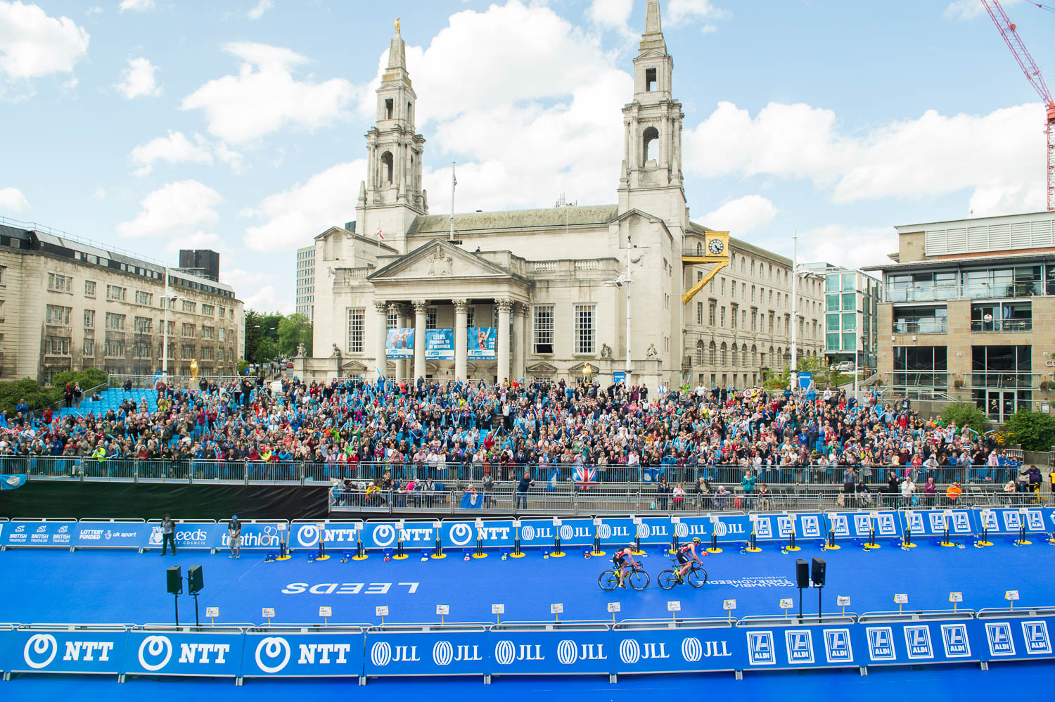 World Triathlon Leeds 2017 - 2019