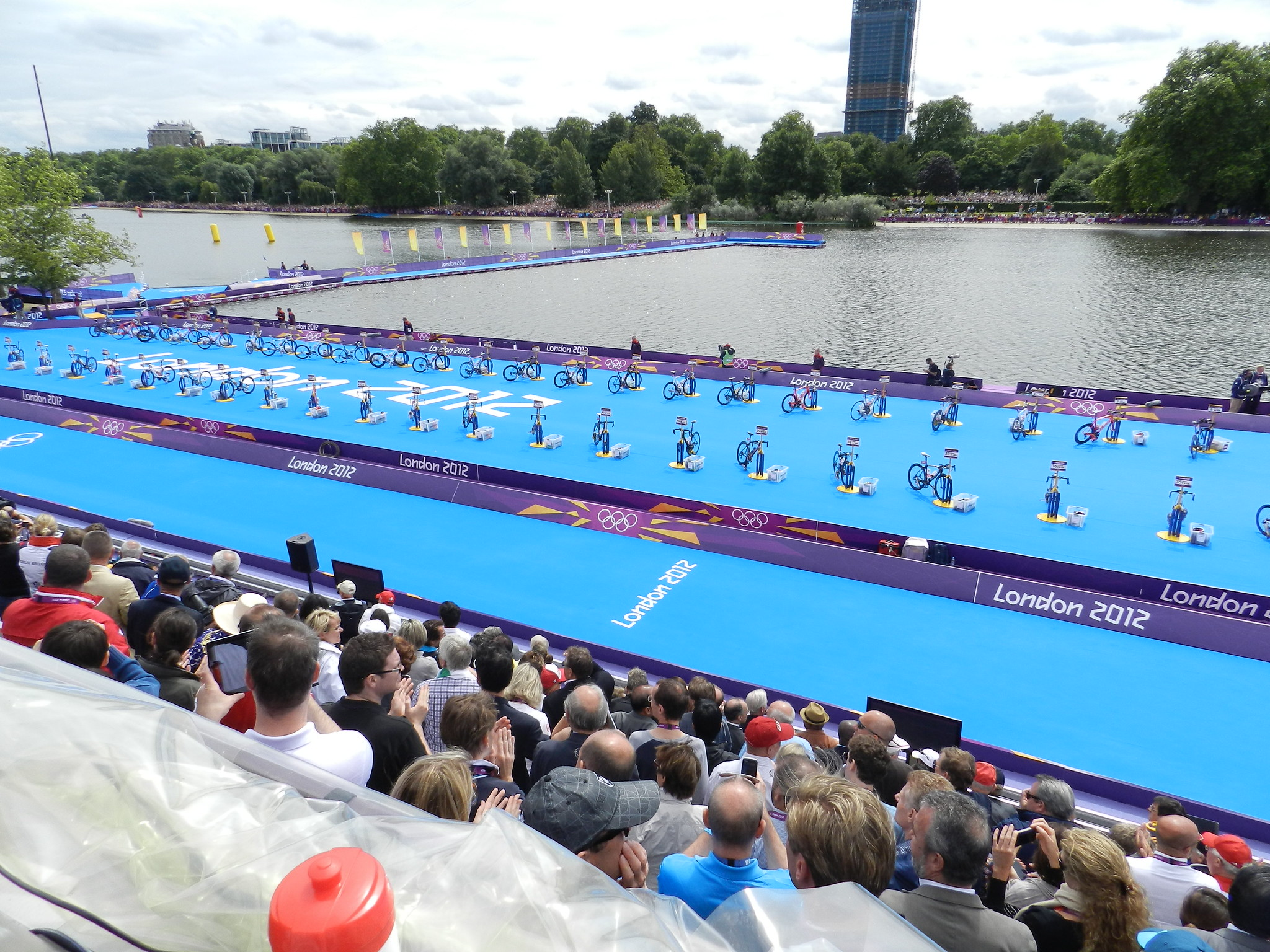 London 2012 Olympic Games Triathlon